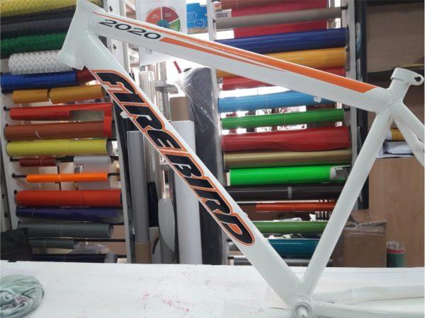 calcos para bicicletas